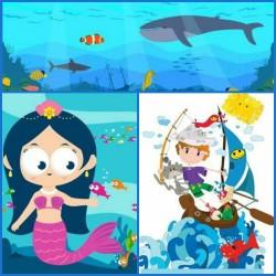 Baby : Mystères de la Mer: Pirates et Sirènes