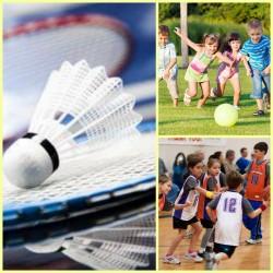 Initiation : Badminton et Sports Ballons