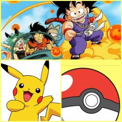 Kids : Pokémon & Dragon Ball
