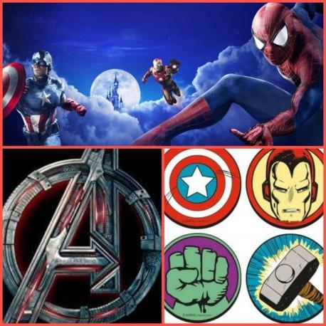 Kids : Avengers, le Tournoi des Supers Héros!