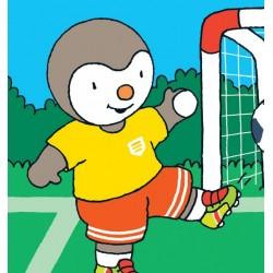 Baby : Tchoupi fait du Sport