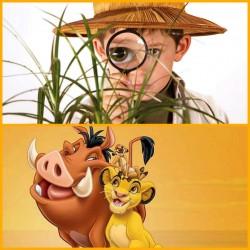 Baby : Le Roi Lion, Safari en Afrique