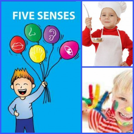 Baby : Éveillons nos 5 Sens