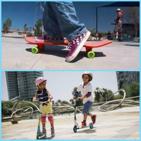 Kids : Skate Board & Trottinette