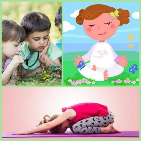 Kids : fashion Week-GRS et Danse