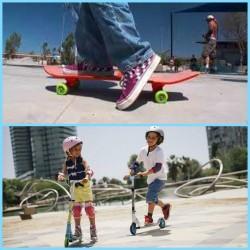 Kids : Skate Board & Trottinette