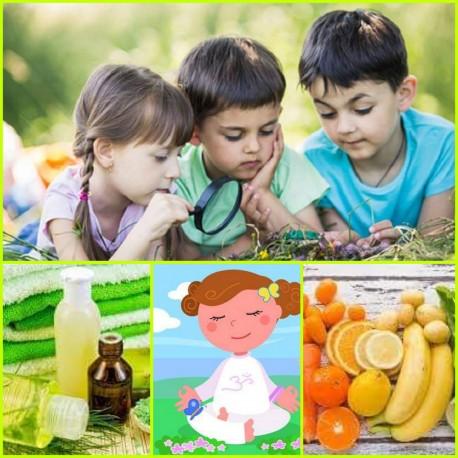 Kids :  Jeux Nature & Fait Maison