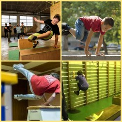 Kids : Parkour & Fun Sport